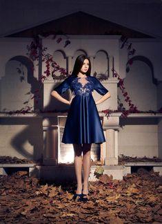 Tarek Sinno Haute Couture Fashion Collection Autumn/Winter 2014/2015