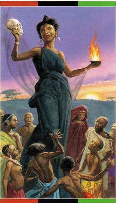 Death - African American Tarot