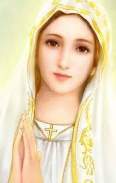 Beautiful image of Our Lady of Fatima