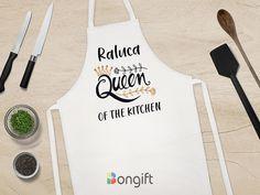 Cadoul ideal pentru gospodinele din bucatarie... si nu numai. Sorting, Queen, Kitchen, Cooking, Kitchens, Cuisine, Cucina