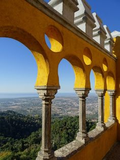 The ultimate Sintra, Portugal travel guide Europe Travel Tips, European Travel, Cool Places To Visit, Places To Go, Pena Palace, Day Trips From Lisbon, Portugal Travel Guide, Sintra Portugal, Sustainable Tourism