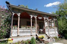 Kahvila Villa Angelica Meilahdessa