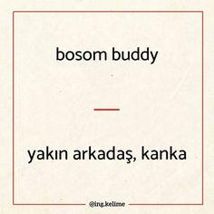 English Time, English Words, English Grammar, Learn English, Grammar And Vocabulary, English Vocabulary, Turkish Lessons, Learn Turkish Language, English Language Learning