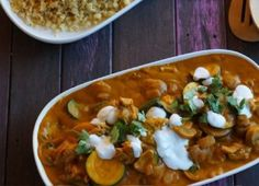 Easy Paleo Chicken Curry In a Hurry.