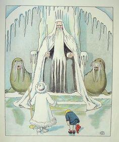 One of my favorite children's books! Elsa Beskow