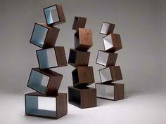rangement modulable en bois