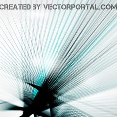 Futuristic background in vector format.
