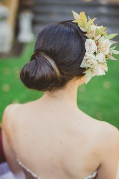 Beautiful updo by Conscious Hair by Elena. Check her out! #BritishColumbia #hair #wedding