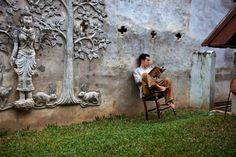 Tailândia. Foto: Steve McCurry
