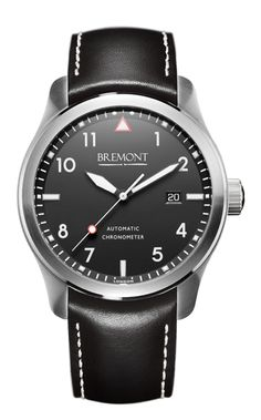 1b6711f8d05 Bremont Chronometers SOLO WH Dream Watches