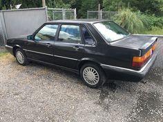 Car brand auctioned:Audi 4000 CS CS 1986 Car model audi 4000 cs quattro runs and drives no reserve great for snow rally ur
