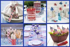 Great party ideas for Memorial Day!