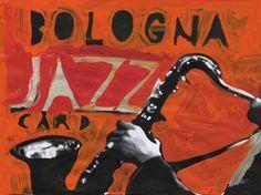 Gianluigi Toccafondo firma la Bologna Jazz Card 2016-2017