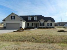 new home in Garner NC