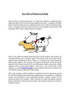 homework-help-15112849 by edwardpanc via Slideshare