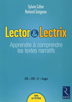 Lecture au cycle 3...
