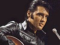 Elvis singing You Will Never Walk Alone.