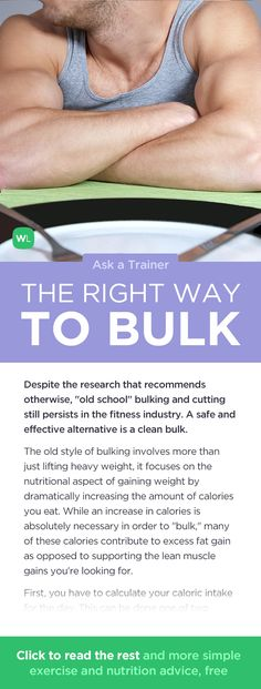 What is the right way to bulk? Visit to find out! Buddy Workouts, Fun Workouts, Fitness Nutrition, Fitness Tips, Nutrition Tips, Printable Workouts, Free Printable, Heavy Weight Lifting, Weight Loss