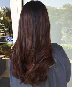 Long Wavy Ash-Brown Balayage - 20 Light Brown Hair Color Ideas for Your New Look - The Trending Hairstyle Mocha Brown Hair, Mocha Hair, Chocolate Brown Hair Color, Red Brown Hair, Brown Hair With Highlights, Light Brown Hair, Brown Hair Colors, Brunette Hair Chocolate Warm, Warm Hair Colors