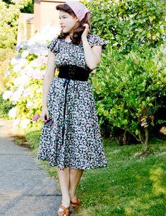 lanzs dress, disney princess styled.