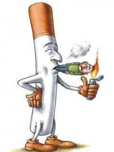smoking is dangerous