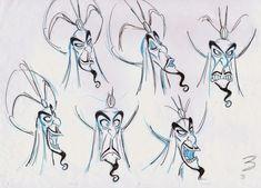 andreas-deja-90-disney-sleepydays-dibujante-illustrador-jafar-aladdin