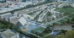 Le Albere di Trento. L'eco quartiere progettato da Renzo Piano