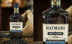 Hayman's releases Family Reserve gin Hayman's, the family gin distiller, has released a Family Reserve gin that will replace Hayman's 1850 in both on and off-trade channels.  The new bottle is a limited-edition launch and will be released in batches of 5,000 bottles with each being individually numbered alongside the batch number.