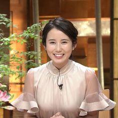 女子アナ応援隊はInstagramを利用しています:「#森川夕貴 #アナウンサー #女子アナ」 Tv Presenters, Tbs, Movie Theater, Asian Woman, Ruffle Blouse, Japanese, Photo And Video, Beauty, Beautiful