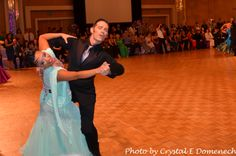 Charisma & Christopher Ballroom Competition