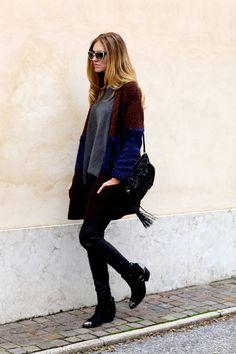 """Chiara Ferragni of the Blonde Salad in #NXxPamelaLove """"Pamela"""" booties"""