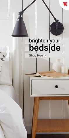 Nothing adds a finishing touch to a bedroom like beautiful nightstands from Overstock, where quality costs less! Vintage Industrial Furniture, Funky Furniture, Repurposed Furniture, Furniture Makeover, Home Furniture, Bedroom Furniture, Master Bedroom Makeover, Master Bedrooms, Home Building Tips