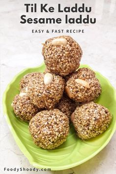 Til ke laddu is a sweet recipe which we made in winters. It is also called as sesame laddu. It iss very easy recipe made sesame seeds, jaggery, peanuts an cardamom powder. You can store it in winters. It gives you instant energy and keep your body warm.