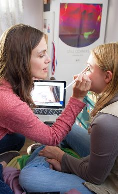 """""""Did you hear the one about the grown woman who started hanging out with a bunch of pubescent kids?"""" - Laggies"""
