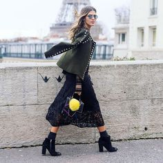 Thanks for the photo @wheresmydriver #ootd #PFW by annarfasano