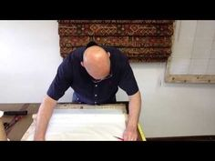 In this video you will learn step by step how to string a Roman Shade. For more videos please go to our website. www.factorydirectdesignersworkroom.com