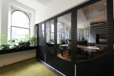 Mediacom Offices. Built by Ficus Constructions.