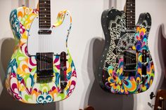 Fender Guitars – Page 6 – Learning Guitar Guitar Art, Music Guitar, Cool Guitar, Playing Guitar, Guitar Painting, Guitar Pics, Guitar Chords, Fender Electric Guitar, Fender Guitars