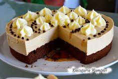 Cheesecakes, Frosting, Food And Drink, Sweets, Desserts, Recipes, Soda, Hipster Stuff, Sweet Pastries