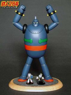 Image Result For Action Toys Super Robot Vinyl Tetsujin 28 With Images Action Toys