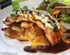 Kyckling provençal med rödvinssky Ww Recipes, Great Recipes, Favorite Recipes, 400 Calorie Meals, The Best, Food And Drink, Pork, Lunch, Chicken