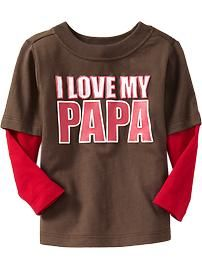 Toddler Boy Clothes: Love Note Tees Graphic Tees | Old Navy