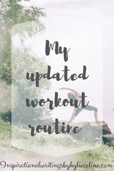 My Updated Workout Routine I Can Do It, The Way You Are, Give It To Me, How To Start Exercising, Balance Hormones Naturally, Polycystic Ovarian Syndrome, Workout Days, Yoga Day