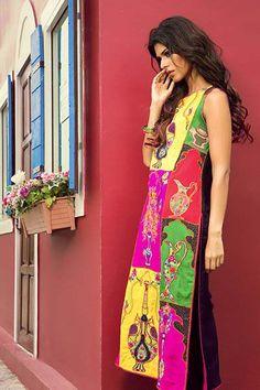 Rang Ja Fall Winter Dresses Collection 2014-2015 For Girls & Women (3)…