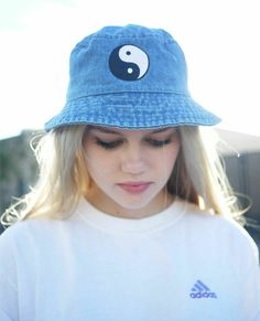 Embroidered Yin Yang Bucket Hats Available in by ShopButterface