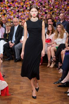 Christian Dior at Couture Fall 2012 - StyleBistro