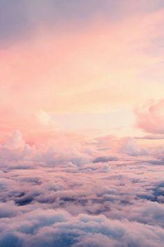 Love life~ beautiful sky, beautiful scenery, beautiful world, beautiful places, pink Look Wallpaper, Wallpaper Backgrounds, Pink Clouds Wallpaper, Iphone Wallpaper, Wallpaper Designs, Glitter Wallpaper, Apple Wallpaper, Desktop Wallpapers, Wallpaper Ideas