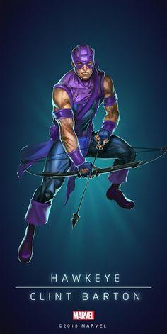 Hawkeye: Clint Barton