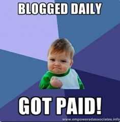 How to make money blogging www.road2residualincome.com