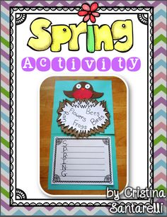 Free Spring Activities!